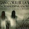 Logo Lo Normal es Paranormal con @RodrigoGF75 y @Rock_Pix en HCLV!! 13/12