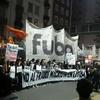 Logo Feinmann vs FUBA por el fraude y la represión a estudiantes