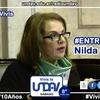 Logo Entrevista a Nilda Garré | #Vivís2020 | Temporada 8 | Programa 5 (14/03/2020)