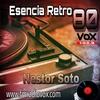 Logo ESENCIA RETRO 80