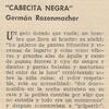 """Logo #UnSeñorCuento en @Lacasainvita por @radioam750. Hoy: """"Cabecita negra"""" Germán Rozenmacher"""