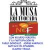 Logo LA MUSA EQUIVOCADA - SABADO 1 DE OCTUBRE
