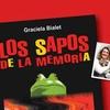 Logo Jardín de Libros: Los sapos de la memoria de Graciela Bialet