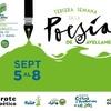 Logo Marina Cavalletti Nos Cuenta sobre Tercera Semana de la Poesía de Avellaneda por Radio a