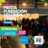 """Logo """"Fiesta Fundación Segunda Etapa"""" - Coppo"""