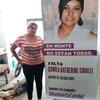 Logo Maria José Herrera mamá CAMILA CINALLI Día Internacional contra la Explotación Sexual y el Trata
