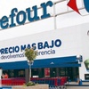 Logo Carrefour: trabajadores señalan que se firmó un convenio a la baja y que los perjudica