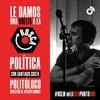 Logo Le damos una vuelta de rosca política #Chubut   Santiago Costa