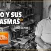 "Logo ""Gabo y sus fantasmas"" Por: Jorge Halperin"