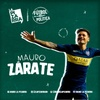 Logo Mauro Zárate en Fútbol y Política