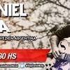 Logo Daniel Beta - En Radio Conexión Abierta, Domingo 16 Abril