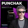 Logo Curso #ElOidodelosMedios anunciado en Punchak (Nacional Rock)