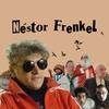"""Logo Néstor Frenkel: """"me gusta cuando algo me conmueve a nivel de que algo no me queda del todo claro"""""""