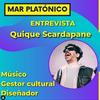 Logo MAR PLATÓNICO - programa 14