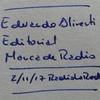 Logo Eduardo Aliverti - Editorial Marca de Radio - 2|12|17
