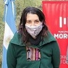 """Logo Virginia Passo - Directora Políticas Ambientales de Morón - Campaña """"Día Verde"""" en Villa Sarmiento"""