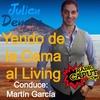 Logo Julián Denaro con Martin García, 14julio2021