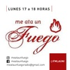 """Logo Segunda temporada de Me Ata un Fuego episodio 16: """"Espías"""""""