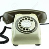 Logo RING Nole imitando telefono viejo