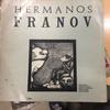 Logo Los Hermanos Franov, Alejandro y César en vivo en Punchak Radio.