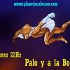 Logo 22 de agosto en Palo y a la Bolsa