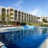 """Logo Viajamos a Victoria, Entre Rios y conocemos el Hotel 5 * Spa y Casino """"Sol Victoria"""""""