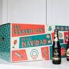 """Logo ¡Festejá las fiestas con """"Los Personajes de la Navidad"""""""