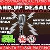 Logo Otra Ronda Radio - Entrevista Matias Berardone - Stand Up de Salón - Martes 27 de Agosto de 2019