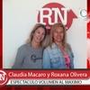 Logo Nota   La Primera Mañana - Claudia Macaro y Roxana Olivera   ESPECTACULO VOLUMEN AL MAXIMO