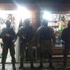 Logo DROGAS: Allanamientos y detenidos en Las Rosas