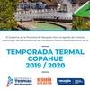 Logo Se inauguró la Temporada 2019 / 2020 de las Termas de Copahue