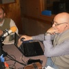 Logo LU16 RADIO RIO NEGRO Programa La otra Orilla con Silvio Rodriguez-Angel Carbajo-Luis Anrique