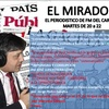 "Logo EL RECICLADOR EN EL PROGRAMA DE FM DEL CARMEN ""EL MIRADOR"""