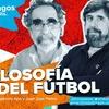 Logo Programa 38 de Filosofía del Fútbol - 29/08/2021