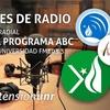 Logo Micro de la Secretaría de Extensión UNR en ABC Universidad Lunes 30 de Marzo