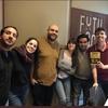 Logo Roberto Rock | De visita en FutuRock con los Crónica Anunciada \ 27-8-19