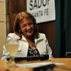 Logo Patricia Mounier - Secretaria General de SADOP Santa Fe