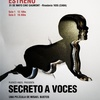 "Logo Entrevista Clara Lis -estreno documental ""Secretos a Voces"""
