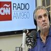 Logo Mención de soyAutor, en CNN Radio, con Gustavo Noriega