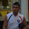 logo Gol de Chacarita frente a Atletico Tucuman (Sbuttoni e/c)