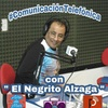 Logo 📻 El Negrito Alzaga habla en #AireDeMar