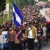 Logo Desde Honduras nos relatan la marcha de los migrantes y el activismo feminista