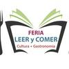Logo Rodolfo Palacios en la Feria Leer y Comer