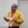 Logo Entrevista a Claudio Coria, jefe del cuerpo activo de bomberos de Villa Allende sobre la estación