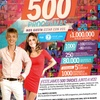 Logo  500 programas de Tarde Mix