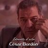 Logo 30-06 Entrevista al actor César Bordón