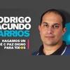 Logo Entrevista a Rodrigo Barrios, candidato a 1er concejal en la interna del Frente de Todos José C. Paz