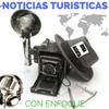 Logo Noticias Turísticas con Enfoque  Prog. N° 1 - (03-12-2016)