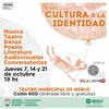 Logo Marcela Maidana en La Patria de las Moscas: Ciclo Cultura por la Identidad en Merlo