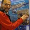 Logo Congreso mundial de mamíferos marinos en Barcelona